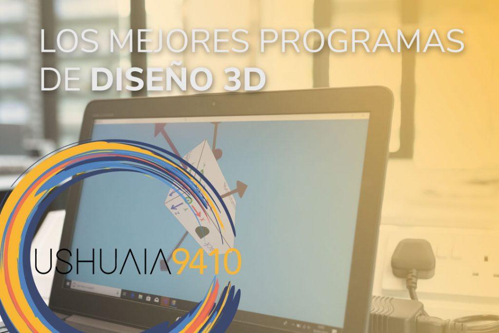 Los mejores programas de Diseño 3D