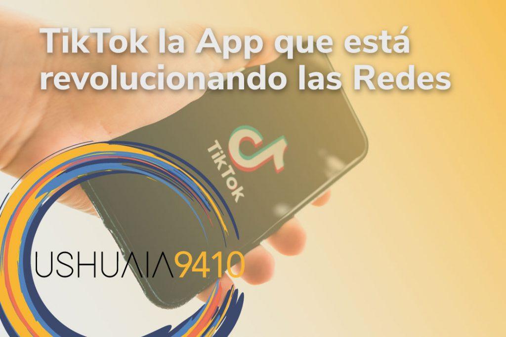 TikTok la App que está revolucionando las Redes Sociales