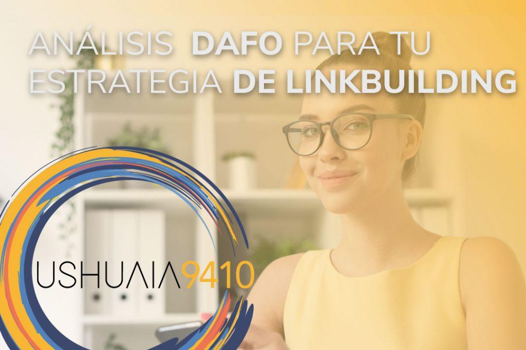 Análisis DAFO para tu estrategia Linkbuilding